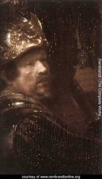 The Nightwatch (detail-3) 1642