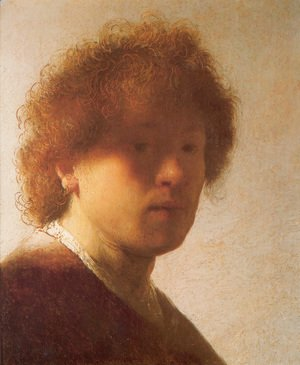 Rembrandt - Self-Portrait 2