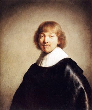 Rembrandt - Portrait of Jacob III de Gheyn