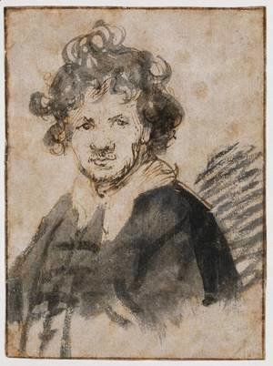 Rembrandt - Self Portrait 7