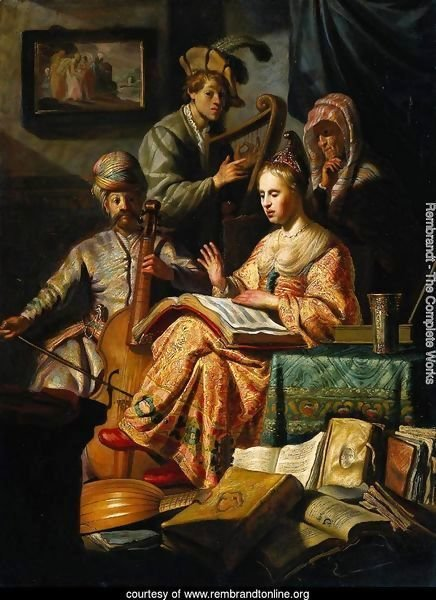 Musical Allegory