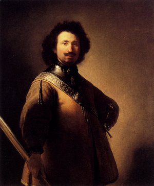 Rembrandt - Portrait Of Joris de Caullery