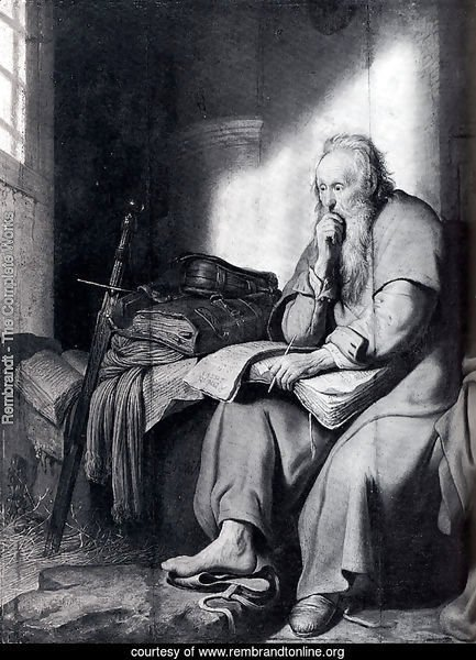 St. Paul In Prison