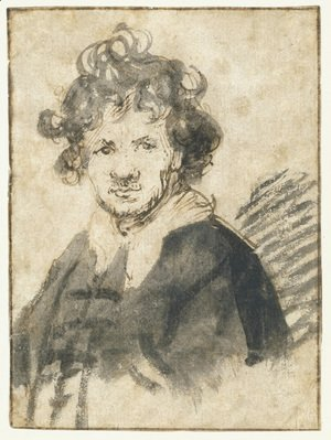 Self Portrait, ~1629