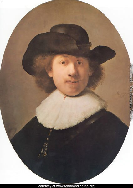 Self-portrait, 1632