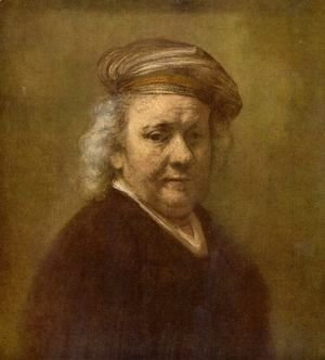 Rembrandt - Self-Portrait 2 2