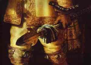 Rembrandt - The NightWatch (detail)