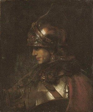 Rembrandt - Alexander the Great