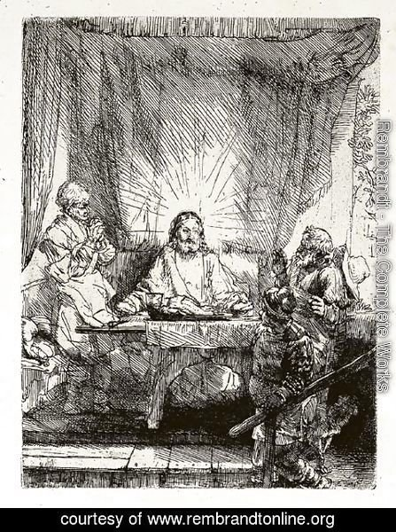 Rembrandt - Five later impressions
