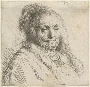 Rembrandt - The Great Jewish Bride 2