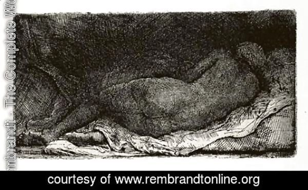 Rembrandt - Three later impressions