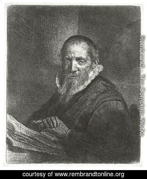 Rembrandt - A Collection Of Original Etchings