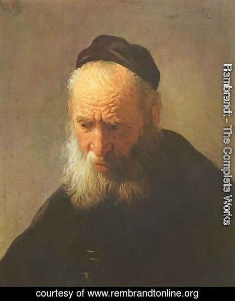 Rembrandt - Portrait of the Father