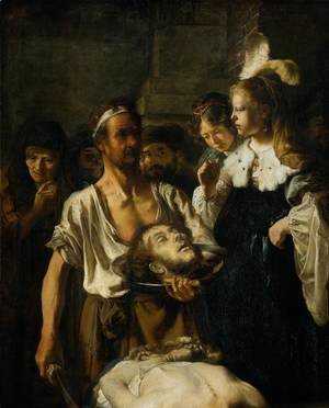The Beheading of John the Baptist