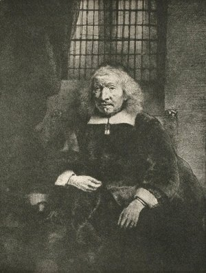 Jacob Haring Portrait (The Old Haring )