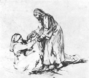 Healing of Peter's Mother in law