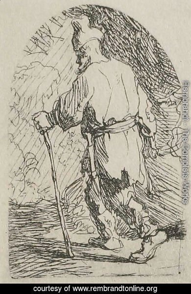 A Sketch for a Flight into Egypt