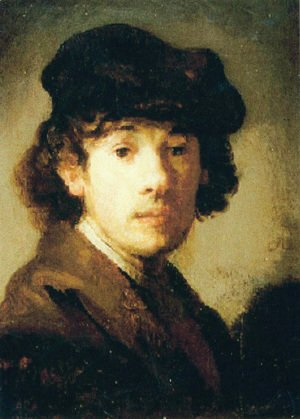 Rembrandt - Unknown 3