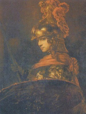 Rembrandt - Alexander the Great 2