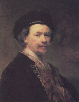 Rembrandt - Self-portrait 31