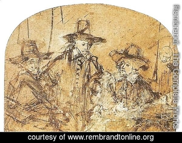 Rembrandt - Unknown 5
