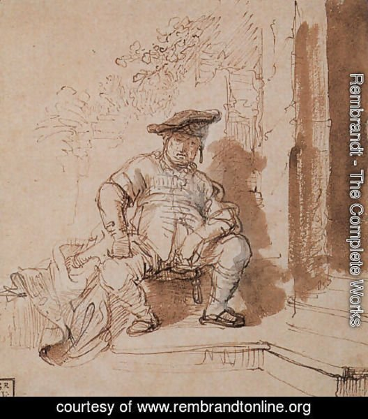 Rembrandt - Unknown 6