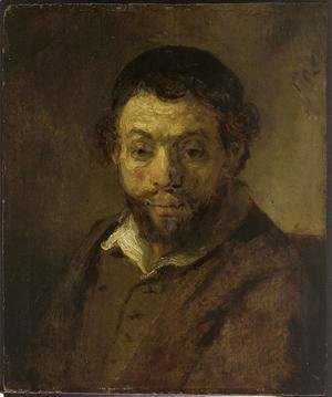 Rembrandt - Portrait of a Jewish Young Man