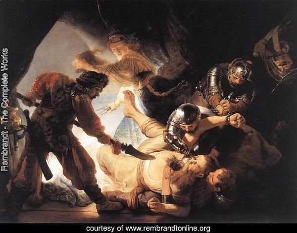 The Blinding of Samson 1636