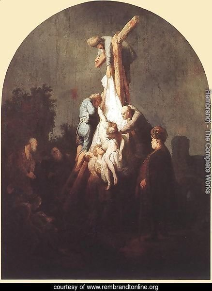 Deposition from the Cross 1634