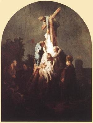 Rembrandt - Deposition from the Cross 1634