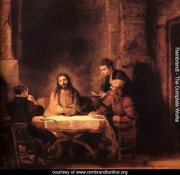 Supper at Emmaus 1648