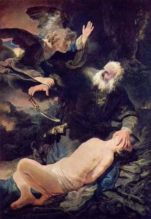 The Sacrifice of Abraham 1635