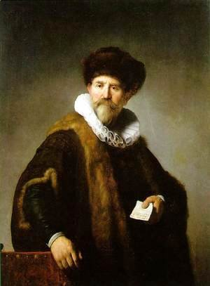Portrait of Nicolaes Ruts 1631