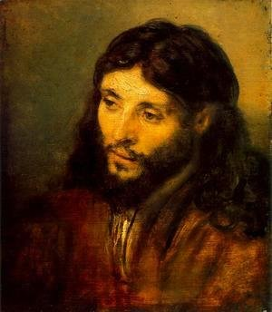 Young Jew as Christ c. 1656