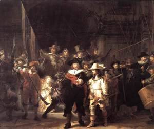 The Nightwatch 1642