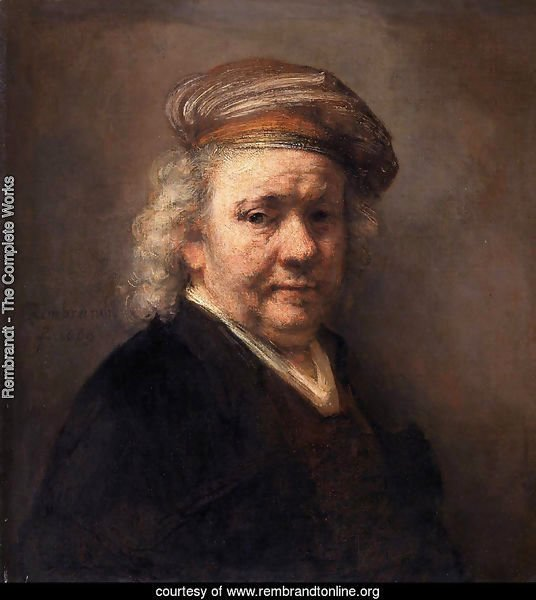 Self-Portrait (1) 1669