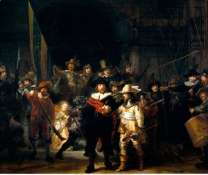 Rembrandt - The NightWatch